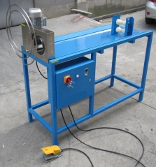Spiral Guard Wrapping Machine